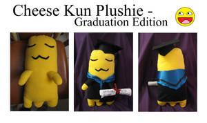Cheese Kun -Graduation Edition