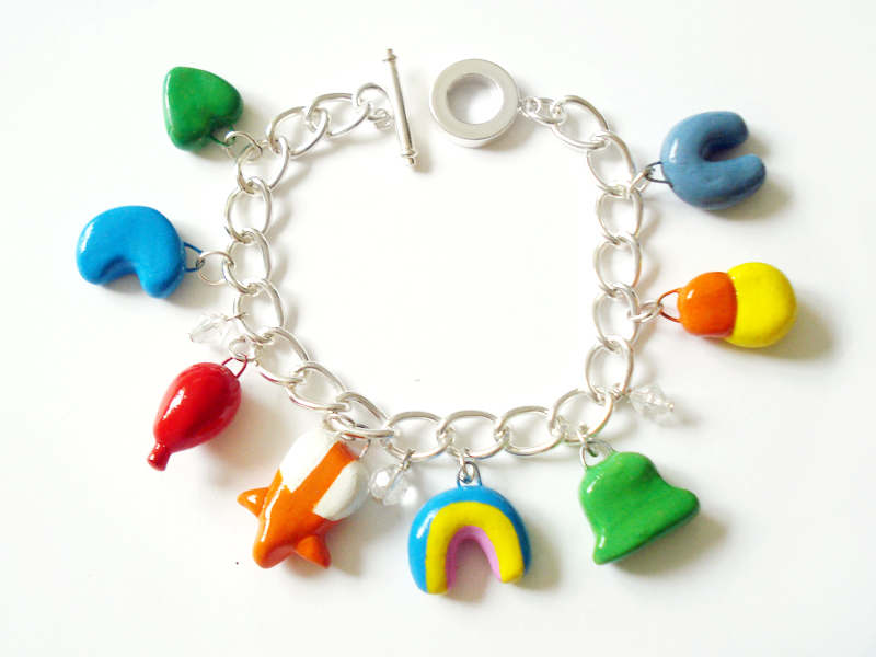 New lucky charms bracelet by littlemissdelicious on deviantart - Lucky charm wallpaper ...