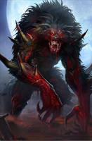 Werewolf by HoDSNaKe