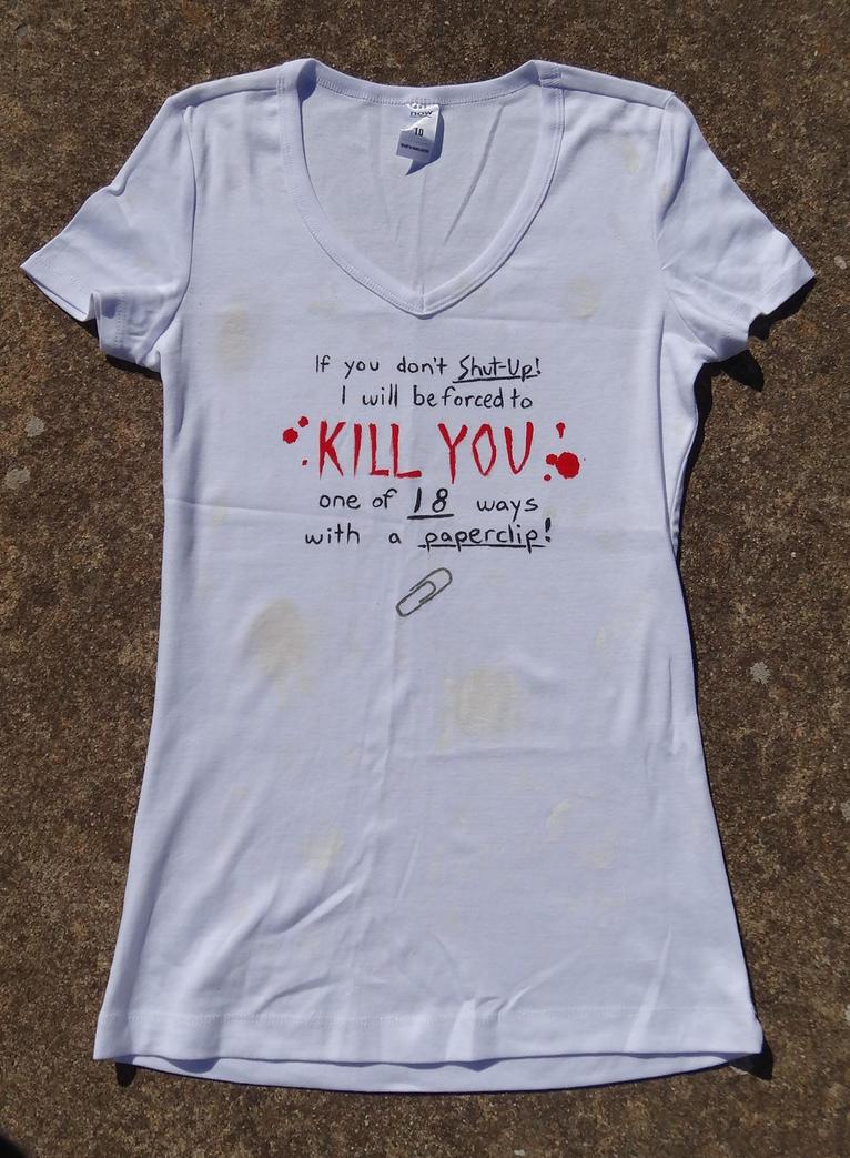 Paperclip shirt-2 by Kiku-Goldenflower