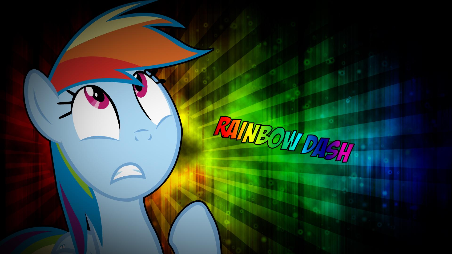 rainbow dash sphere background - photo #21