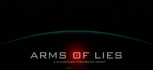 Arms of Lies by purbosky