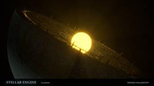 Stellar Engine by purbosky