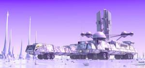 Advanced Multi Purpose Rover