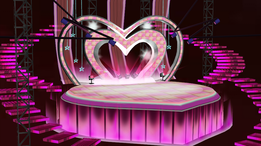 stage flood mmd cute - photo #34