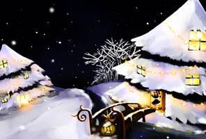 Merry Christmas by feeshseagullmine