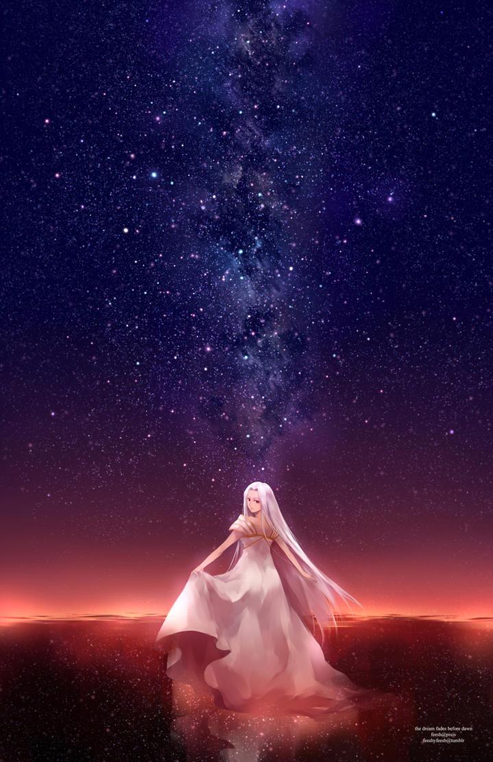 the dream fades before dawn by feeshseagullmine
