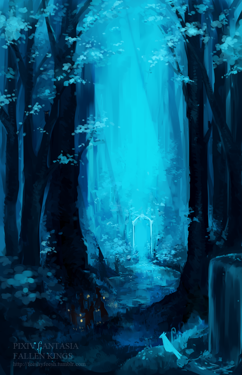 the secret path by feeshseagullmine