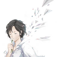 Dear Daffodil by feeshseagullmine