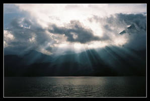 Ladders of Light by martsen79