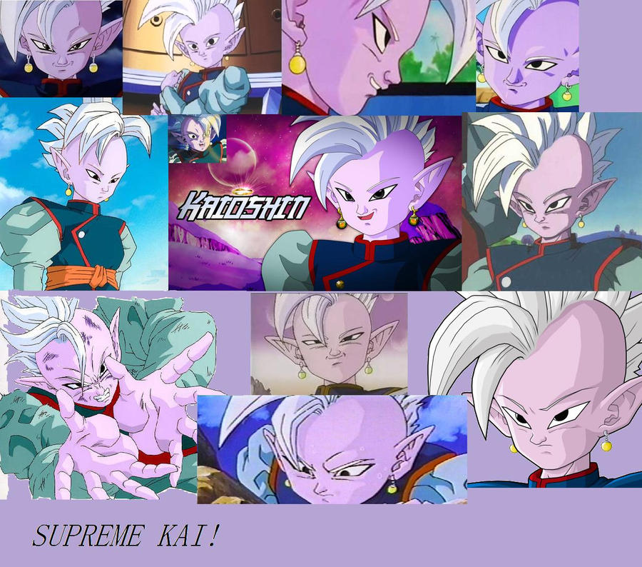supreme kai by sicko69