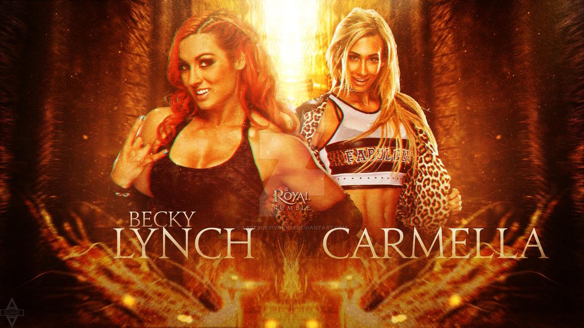 Custom Royal Rumble. by LastSurvivorY2J