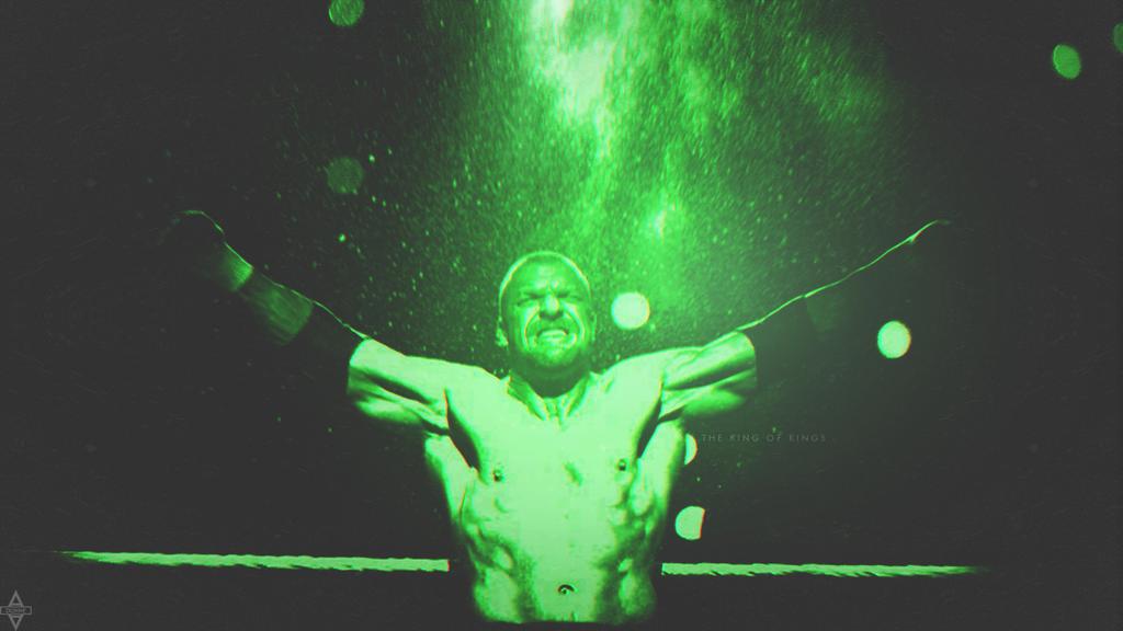 Triple H Wallpaper. by LastSurvivorY2J