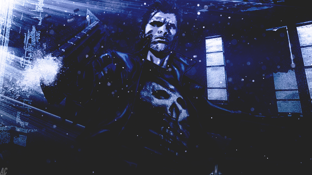 Punisher Retouch. by LastSurvivorY2J
