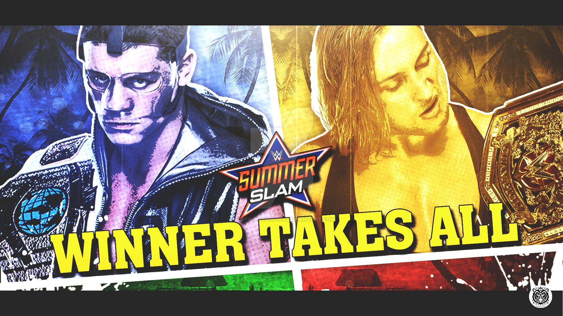SummerSlam v4. by LastSurvivorY2J