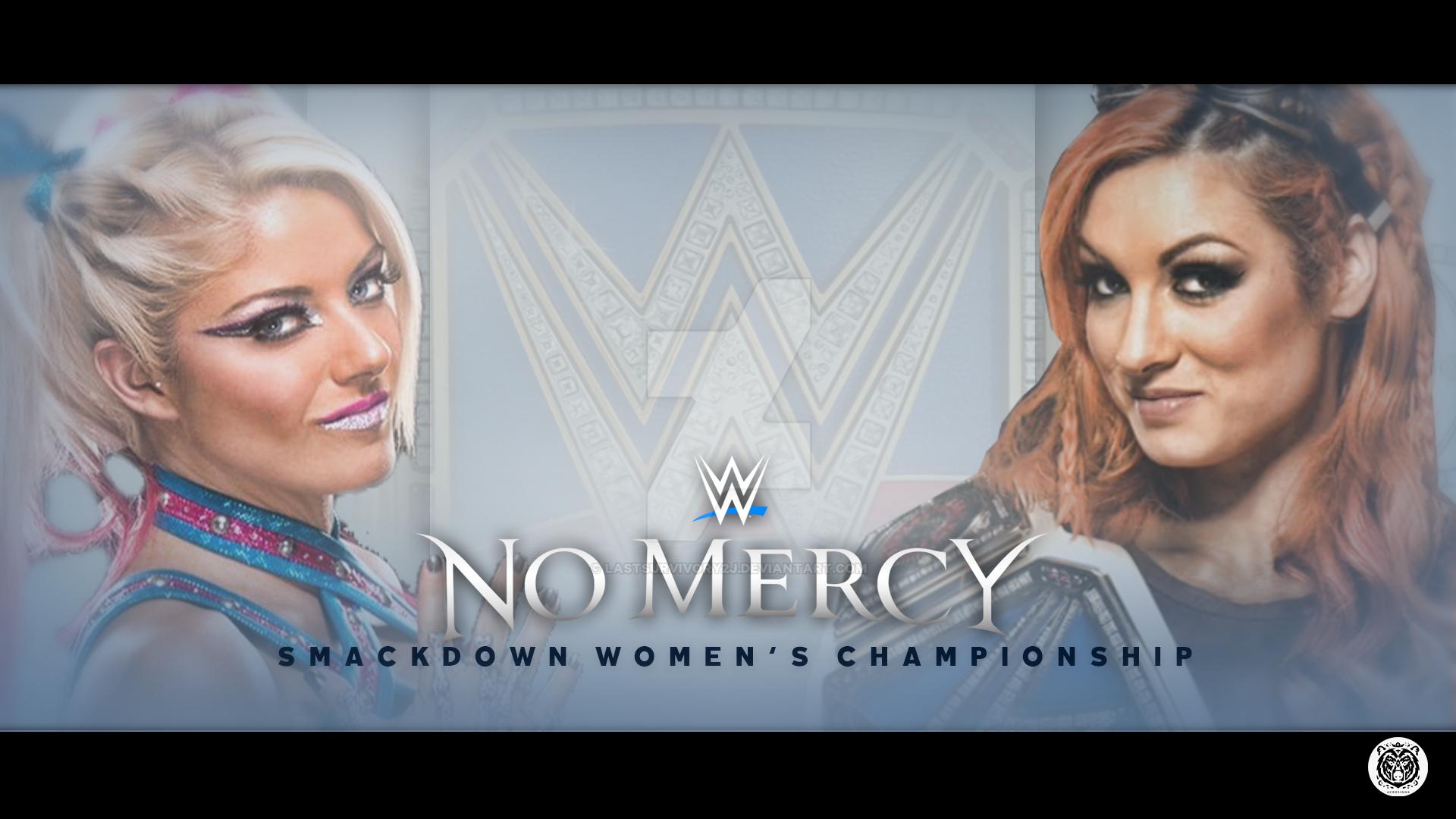 No Mercy '16 MC Remake. by LastSurvivorY2J