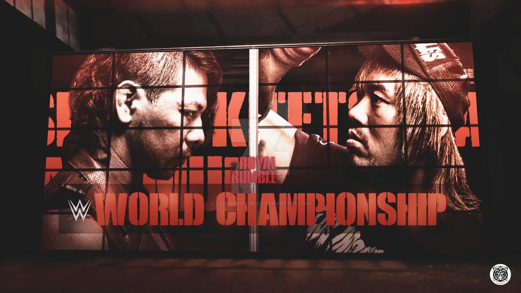 Royal Rumble 2015. by LastSurvivorY2J