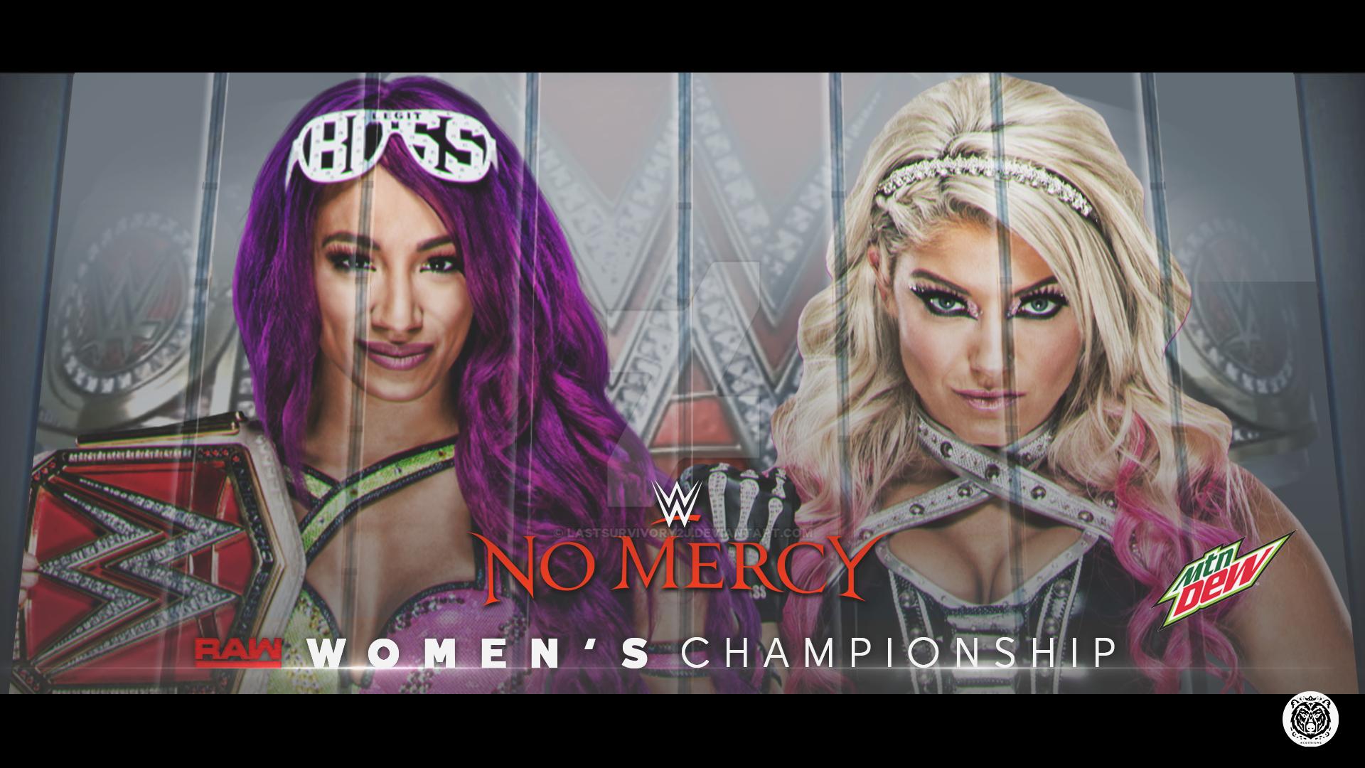 WWE No Mercy 2017 [MC Remake]. by LastSurvivorY2J