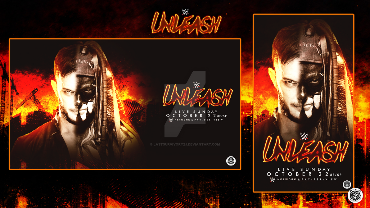 Poster n' Cover UNLEASH by LastSurvivorY2J