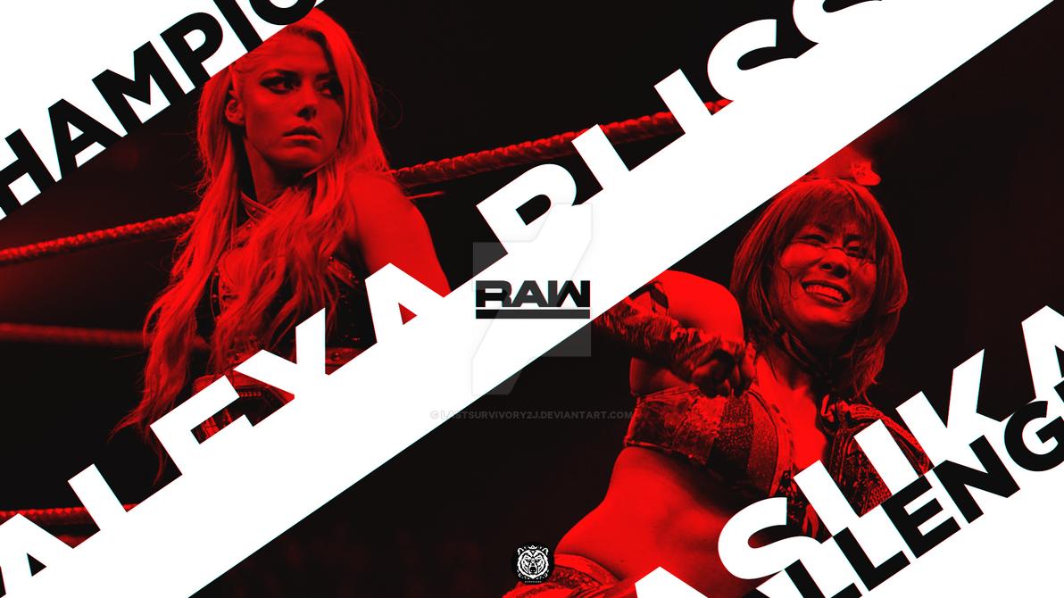 Raw 2018 II by LastSurvivorY2J