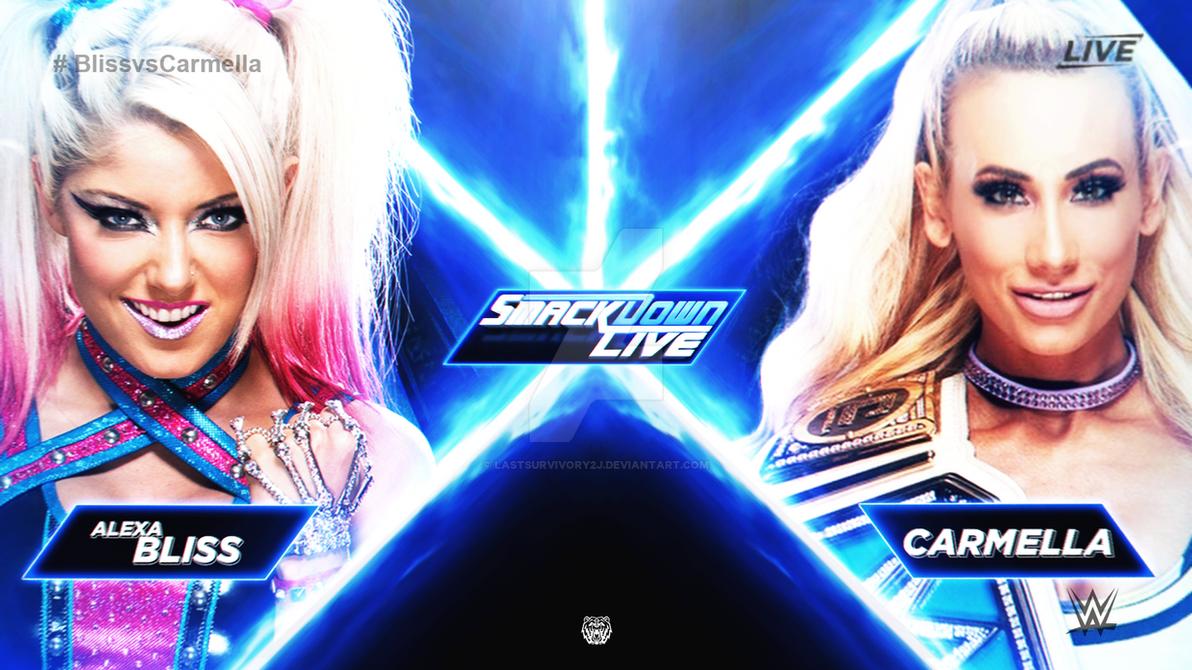 WWE SmackDown Live 2019 by LastSurvivorY2J