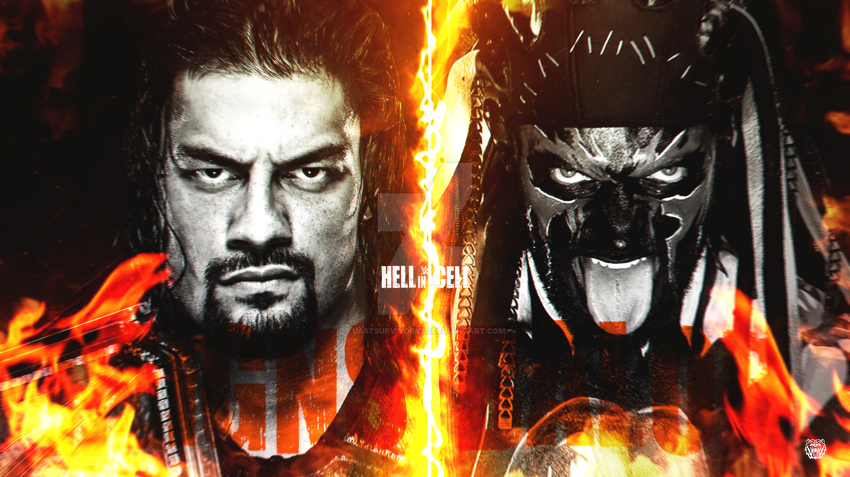 WWE Hell in a Cell 2019 by LastSurvivorY2J