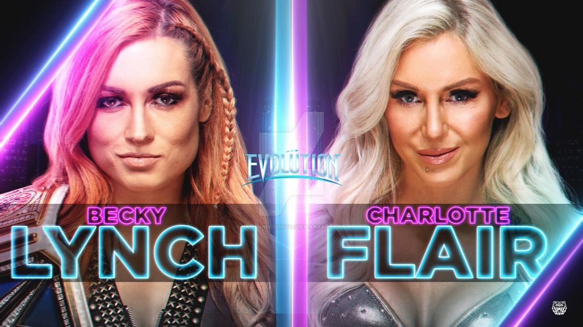 WWE Evolution by LastSurvivorY2J