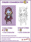 Commision Chibi ID OFFER