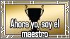 Logro de Oro: Ahora yo soy el maestro by Daeshagoddess