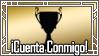 Logro de Oro: Cuenta conmigo by Daeshagoddess