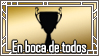 Logro de Oro: En boca de todos by Daeshagoddess