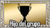 Logro de Oro: Hijo del grupo by Daeshagoddess