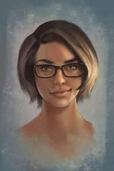 Self Portrait by ImRachelBradley