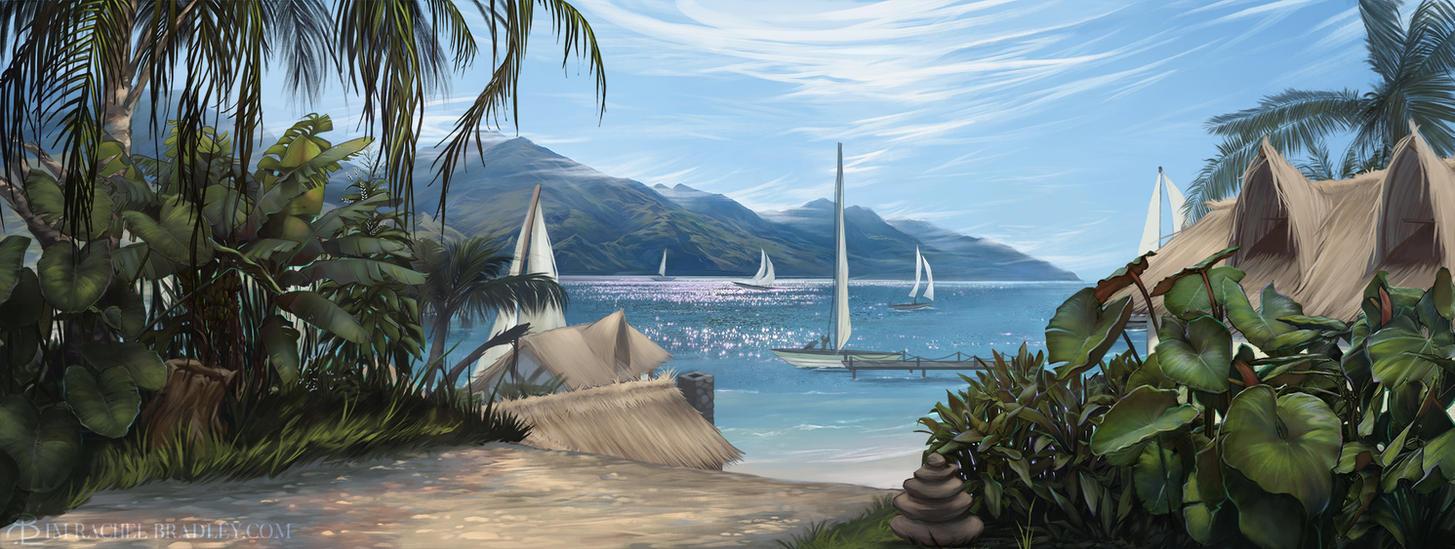 Chiyum- The Bay by ImRachelBradley