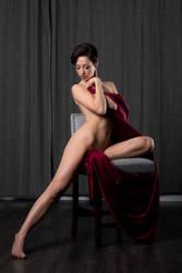 Velvet Figure 1- Pose Reference by Rachel Bradley