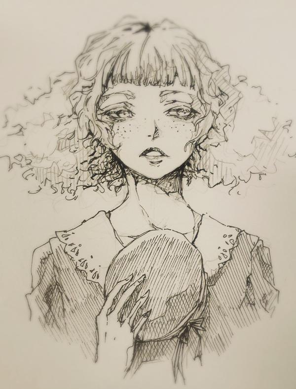 Sketch I by Jujupie