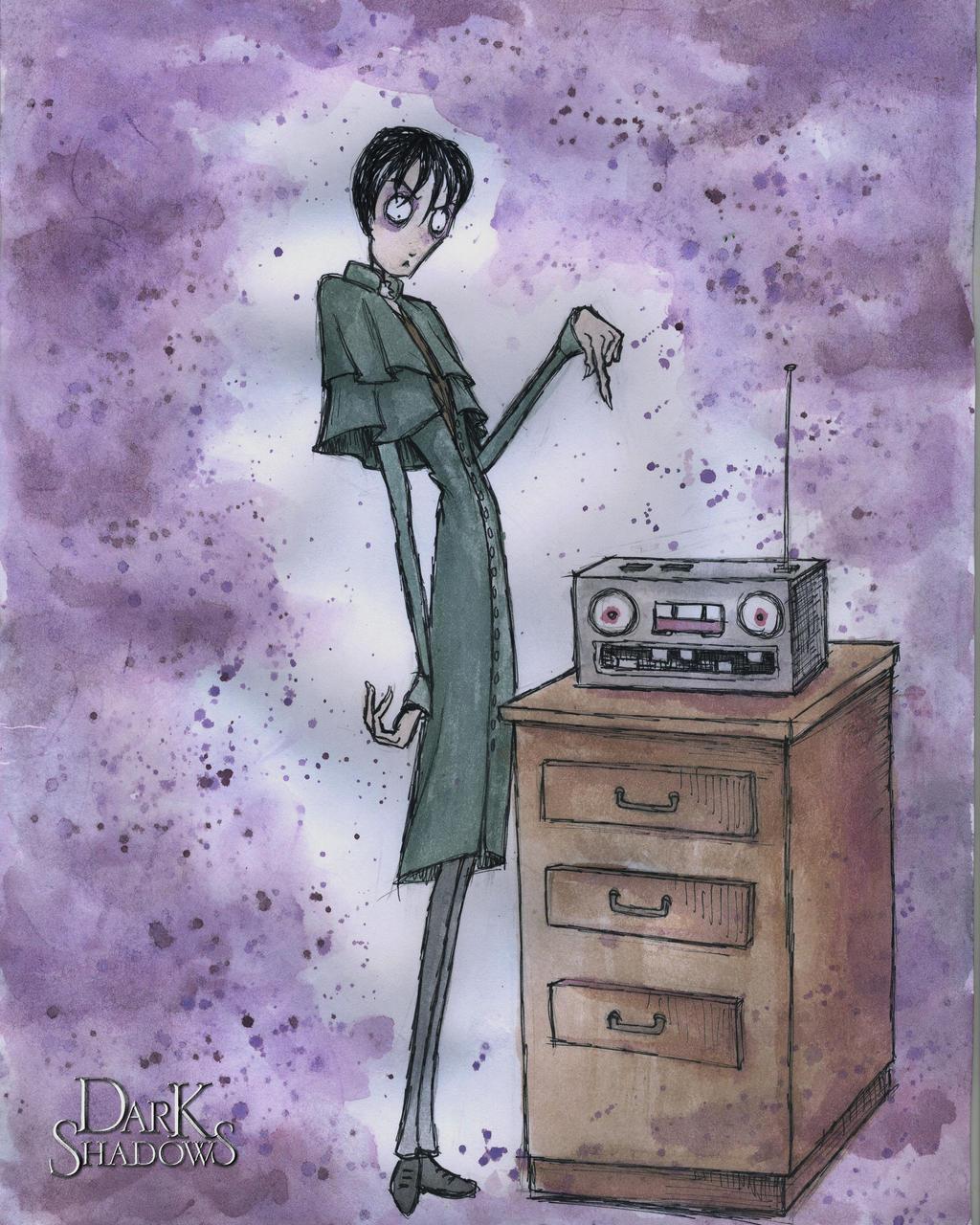Barnabas and the Demon Radio by Tsubasa-Shou