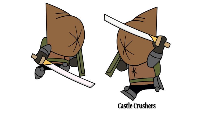 Castle crashers 2 by artifushion on deviantart - Castle crashers anime ...