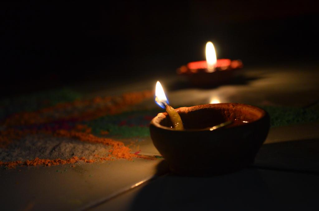 Festival of Lights by RiyaBorah