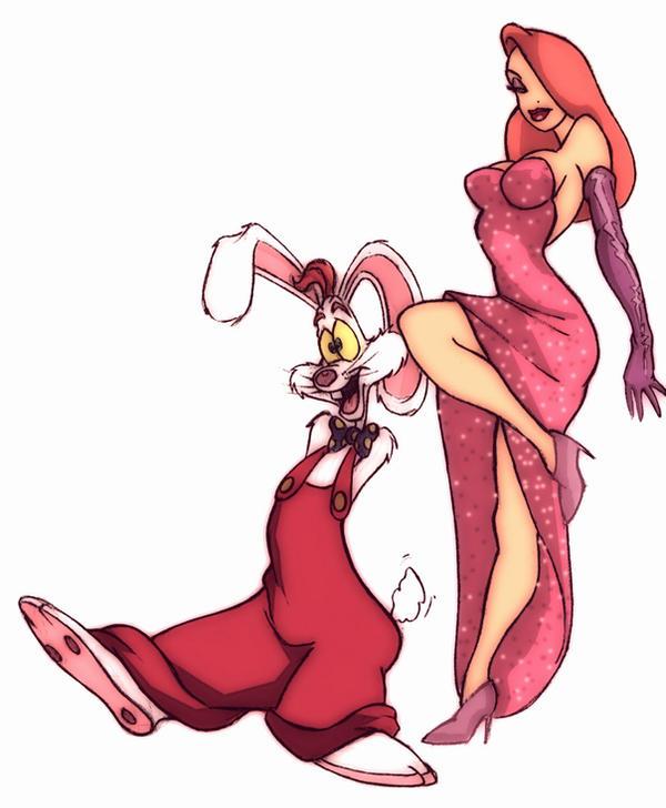 Who Framed Roger Rabbit by 5thAnomaly on DeviantArt