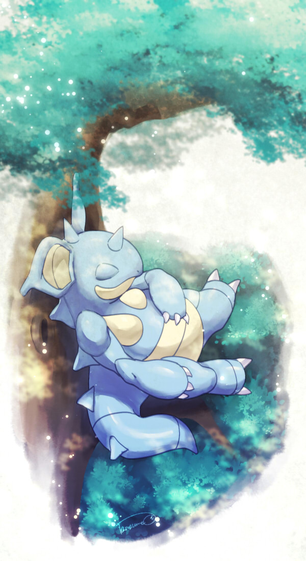 Nidoqueen by tamaume on DeviantArt