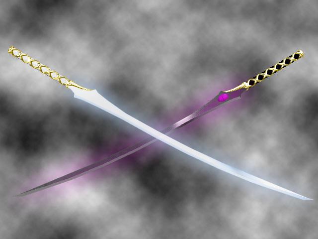 Miikai Yamaoto The_Twin_Blades_by_crayishikara