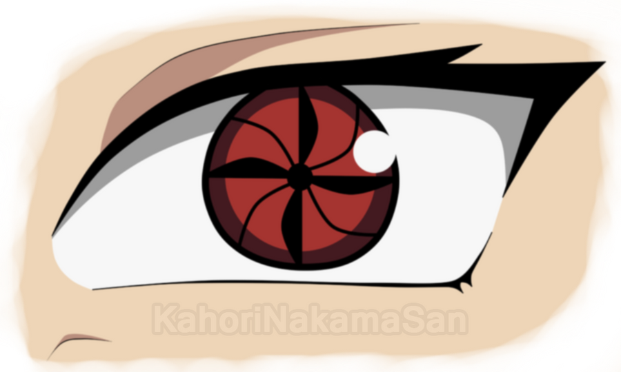Yukiyo's Mangekyou Sharingan by KahoriNakamaSan on deviantART
