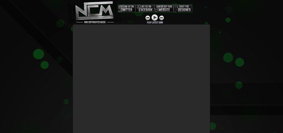 NCM YouTube Background by Heideisadog on DeviantArt