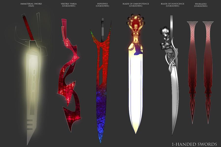 SwordSet02 by D1rtaH