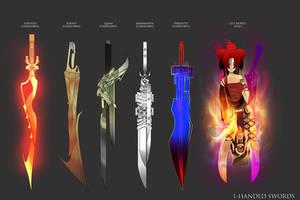 SwordSet06 by D1rtaH
