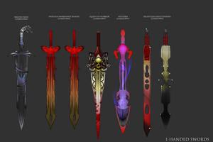SwordSet09 by D1rtaH