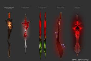 SwordSet16 by D1rtaH