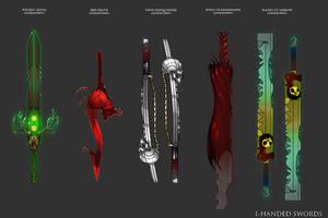 SwordSet18 by D1rtaH