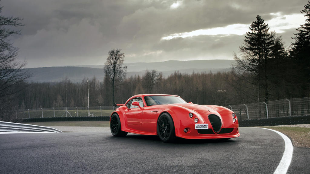 Wiesmann GT MF4-CS by Wowches